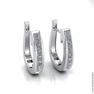 Claire Hoop Earrings
